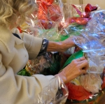 Association for Senior Care Christmas Baskets